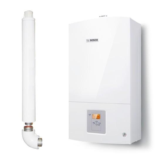 Газовый котел Bosch Gaz 6000 W 24 C